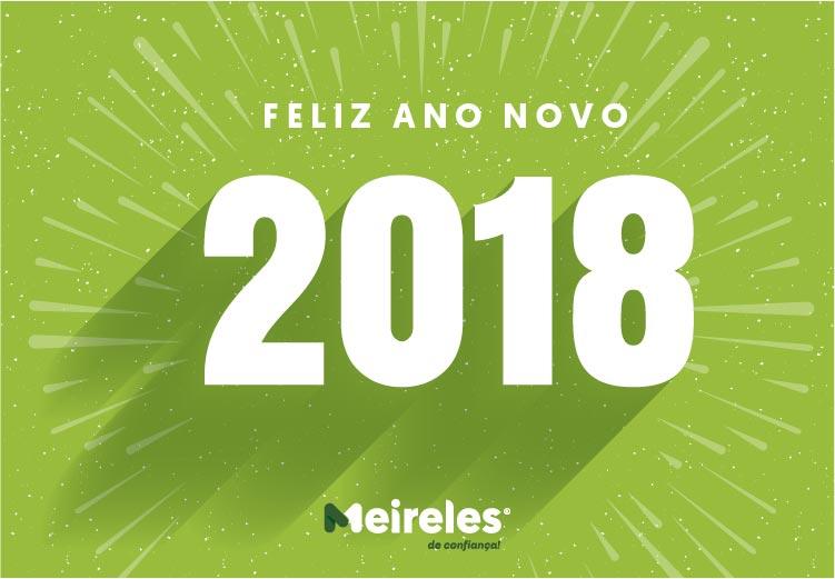 Almanaque Meireles 2018